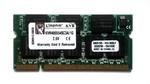 Оперативная память DDR 1Gb 400 Mhz Kingston PC-3200 So-Dimm для ноутбука
