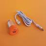 Автозарядка LDNIO C61c USB type C Quick Charge 3.0 + PD