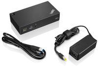 Док станция Lenovo ThinkPad USB 3.0 Ultra Dock (40A80045EU)