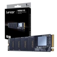 Диск SSD M.2 PCI-E 1 Tb Lexar NM610 (LNM610-1TRB) NVMe