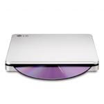Внешний щелевой привод USB DVD-RW LG GP70NS50 SuperMulti Blade Mac Compatible