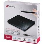 Внешний привод USB DVD-RW LG GP60NB60 Black