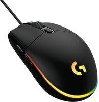 Мышь игровая Logitech G G102 Lighsync Black