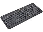 Клавиатура Logitech Wireless Keyboard K360 Black USB