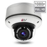 Уличная купольная антивандальная IP-видеокамера LTV-ICDM3-T8230LH-V3-9