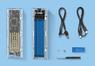 Переходник (внешний бокс) M.2 PCI-E NVME to USB 3.1 Type-C (Gen 2 10 Gbps) Orico