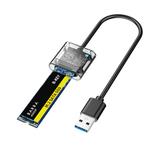 Адаптер переходник M.2 - USB 3.0 для SSD дисков M.2 SATA B-Key