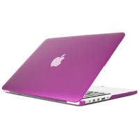 """Чехол накладка для Apple MacBook Pro Retina 13"""" (A1425, A1502) Сиреневый, матовый"""