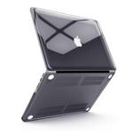 """Чехол накладка для Apple MacBook Pro 13"""" TouchBar (A1706, A1708, A1989, A2159, A2251, A2289) Чёрный, Глянец"""