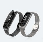 Ремешок браслет для Xiaomi Mi Band 3 Mijobs Milanese Loop (миланская петля)