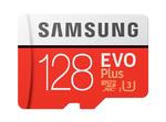 Карта памяти 128 Gb Samsung Evo Plus microSDXC UHS-I, class 10