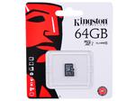 Флешка MicroSD 64Gb Kingston SDCX10/64GBSP Class 10, XC UHS-1