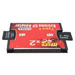 Переходник Micro SD to CF