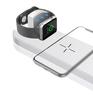 Беспроводная зарядка Mini AirPower 3 в 1 для iPhone, Apple Watch, AirPods
