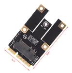 Переходник Mini PCI-E to M.2 2230