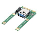 Контроллер (переходник) Mini PCI-E to USB 3.0