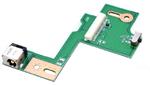 Плата питания для ноутбуков ASUS N53 series (N53JN DC Board Rev. 2.0)