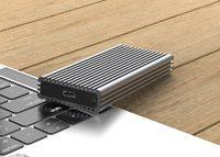 Переходник (внешний бокс) M.2 PCI-E NVME to USB 3.0 Metal Box Enclosure
