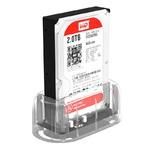 """Док станция переходник Orico 6139U3-CR SATA HDD, SSD to USB 3.0 для 3.5"""", 2.5"""""""