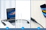 Внешний бокс M.2 NGFF SATA Orico to USB 3.1 Type-C (5 Gbps)