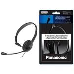 Гарнитура Panasonic RP-TCA400E-K чёрный