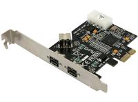 Контроллер PCI-E x1 FireWire 800 (3 порта) Texas Instruments XIO2213BZAY