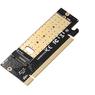 Контроллер PCI-E 3.0 x16 to M.2 PCI-E NVMe M Key с охлаждением