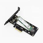 Контроллер PCI-E 3.0 x4 to M.2 PCI-E NVMe M Key (Type 2)