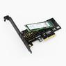 Контроллер PCI-E 3.0 x4 to M.2 PCI-E NVMe M Key