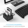 Док станция на два диска Orico Dual Bay USB 3.0 Hard Drive Dock 6629US3-C