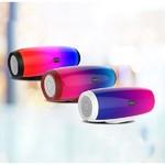 Портативная акустика SODO L1 Life с LED подсветкой (Bluetooth, NFC)