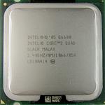 Процессор Intel Core 2 Quad Q6600 Kentsfield (2400MHz, LGA775, L2 8192Kb, 1066MHz) oem