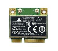 Адаптер WiFi Atheros QCA9377 (Mini PCI-E Half-Size, B/G/N/AC, 433 Mbit/s, 2.4/5 Ghz, Bluetooth)