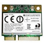 Адаптер WiFi Ralink RT3290 (Mini PCI-E half-size, B/G/N, 150 Mbit/s, 2.4 Ghz)