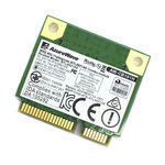 Адаптер WiFi Realtek RTL8821AE (Mini PCI-E half-size, B/G/N/AC, 433 Mbit/s, 2.4/5 Ghz)