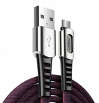Кабель Rock Type-C Zn-alloy Charge & Sync Cable USB-C