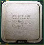 Процессор Intel Core 2 Duo E7500 Wolfdale (2933MHz, LGA775, L2 3072Kb, 1066MHz) oem