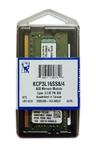 Оперативная память DDR3L 4Gb 1600 Mhz Kingston PC3L-12800 So-Dimm для ноутбука KCP3L16SS8/4