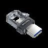Флешка SanDisk Ultra Dual Drive m3.0 256GB USB 3.0 + MicroUSB