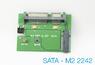 Контроллер (переходник) SATA to M2 2242