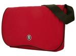 "Сумка для ноутбука Crumpler Silver Dig XL (Firebrick Red/Black) 17.3"""