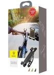 Держатель для телефона Baseus Miracle bicycle vehicle mounts Orange (sumir-by07)
