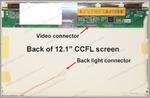 Матрица для ноутбука 12.1 B121EW03 v.3 (1280x800) LED 30pin Matte