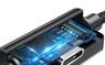 Кабель переходник Lightning to jack 3.5mm Baseus (iPhone) для прослушивания музыки во время зарядки (calyu-01)