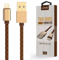 Кабель Ldnio LS25 Fast Charge Lighting - USB (1.2m)