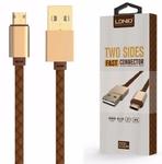 Кабель Ldnio LS25 Fast Charge Micro - USB (1.2m) (быстрая зарядка)