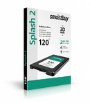 Диск SSD 120Gb Smartbuy Splash 2