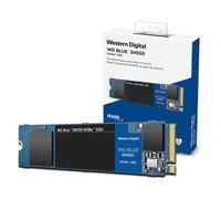 Диск SSD 1Tb WD Blue SN550 NVMe WDS100T2B0C
