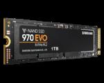 Диск SSD M.2 PCI-E 1 Tb Samsung 970 EVO MZ-V7E1T0BW