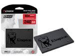 Диск SSD 240 Gb Kingston A400 SA400S37/240G для ноутбука и системного блока